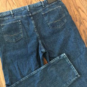Field & Stream Relaxed Fit Straight Leg Jeans 44